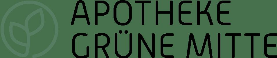 Apotheke Grüne Mitte Logo